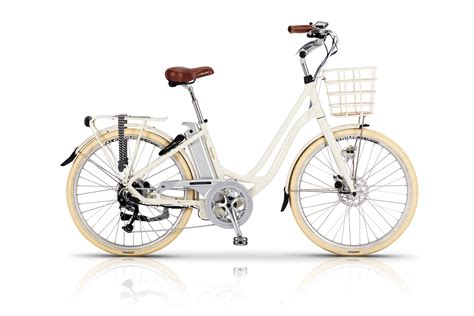 Step Through Electric Bicycle