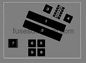 Fuse Box Bmw 5 E39
