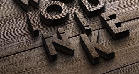wood logo mock  template psd mock  templates pixeden