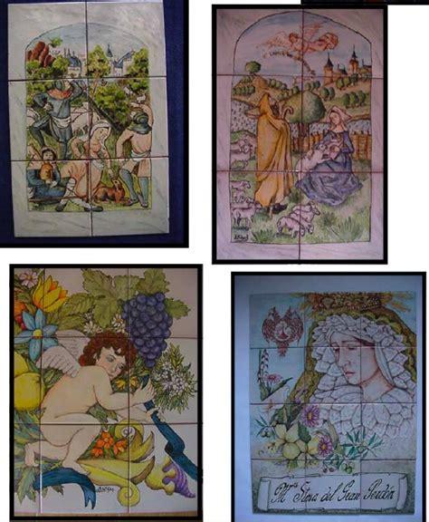 azulejos pintados  mano blogtotpint ideas