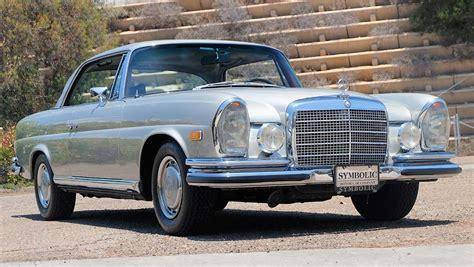 1970 Mercedes Benz 280se 35 Sunroof Coupé