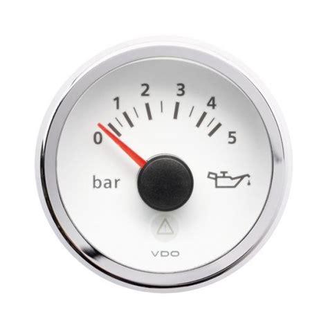 siege baquet retro manomètre voiture manomètre pression d 39 huile vdo 10 bars