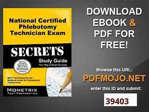 full download ncct exam test questions pdf answers With certified phlebotomy technician