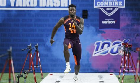 nfl combine tracking dk metcalfs jaw dropping performance