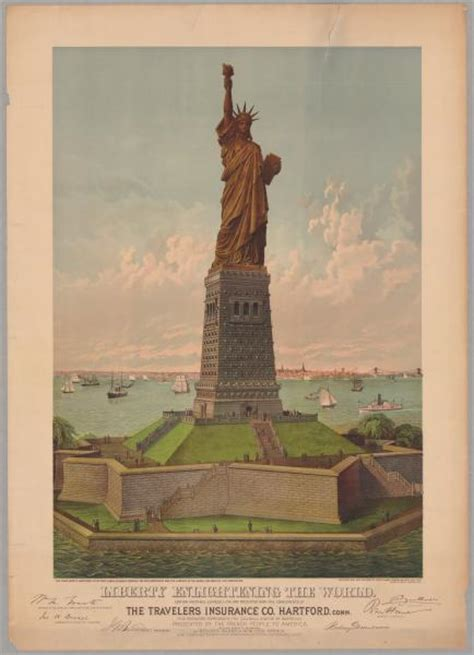 original statue of liberty color some interesting finds on r historyporn interestingasfuck