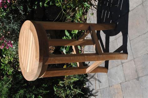 bar height teak stool paradise teak