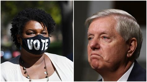 Graham says Stacey Abrams 'conned' Georgia GOP into ...