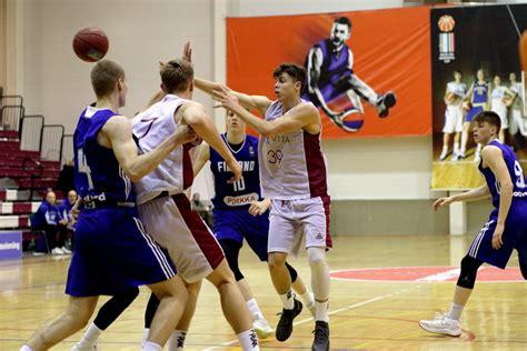 U18 vīrieši: uzvara pēdējā pārbaudes spēlē | Latvijas ...