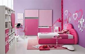 83+ Pretty Pink Bedroom Designs for Teenage Girls 2016