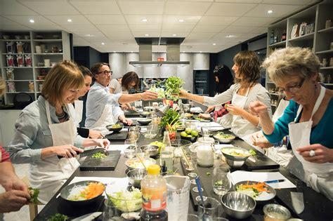cours de cuisine à l 39 école de cuisine du morbihan à séné