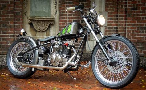9 Types Of Custom Motorcycles