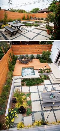 nice garden design patio ideas Landscaping Design Ideas – 11 Backyards Designed For Entertaining | Outdoor Spaces | Backyard ...