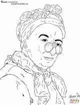 Coloring Picasso Portrait Pages Self Pablo Simeon Chardin Jean Renoir Frida Kahlo Spectacles Printable Face Hopper Edward Template Drawing Getdrawings sketch template