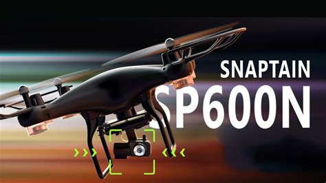 snaptain spn drone avec camera  stabilisee drone store