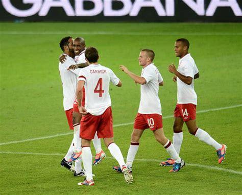 Soccer – International Challenge Match – Italy v England ...