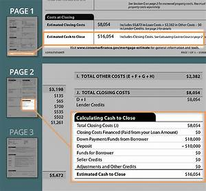 Loan Estimate Guide