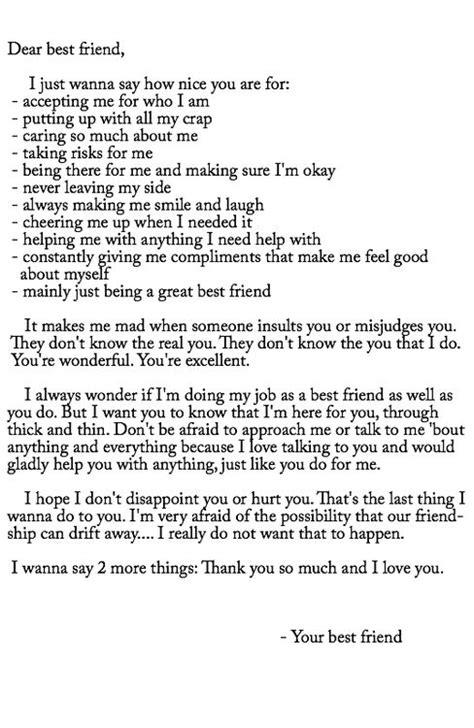 tumblr letters  friends  friend letters