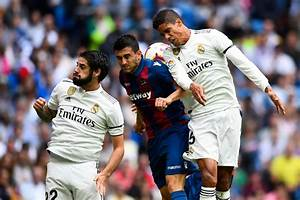 Real Madrid Vs Levante LIVE Los Blancos Suffer Fourth