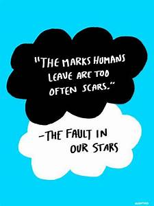 The Fault in Our Stars quotes | The Top 100 Book Club
