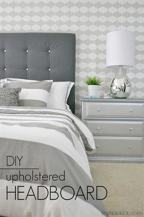 upholstered headboard diy diy upholstered headboard with a high end look