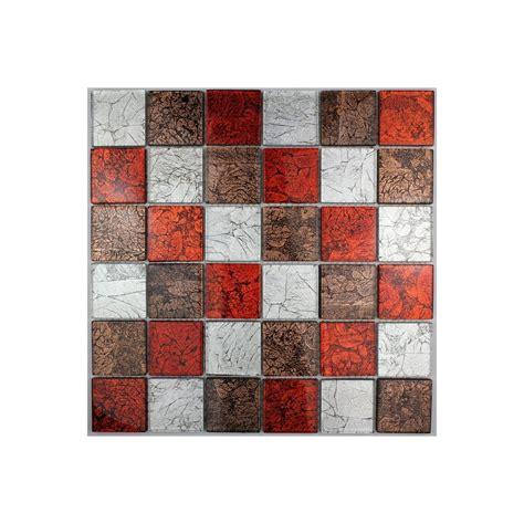carrelage mosaique verre faience murale 1 plaque
