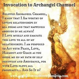 1000+ images about Archangel Chamuel on Pinterest ...