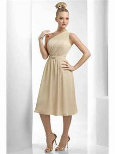 Champagne gold bridesmaid dresses wedding and bridal for Champagne gold wedding dress