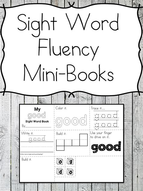37 Free Sight Word Worksheets For Kindergarten Or Preschool