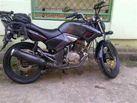 Biaya Modifikasi Motor Tiger by Modif Honda Tiger 2000 Untuk Touring Segala Medan