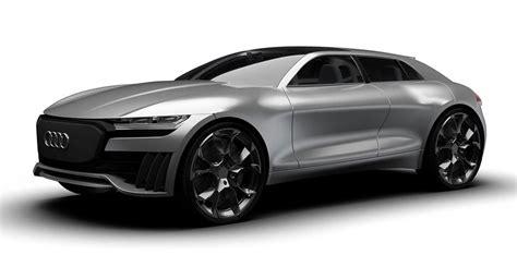 Audi Q4 Design Study Offers A Taste Of 2019 Model
