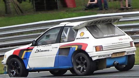 Peugeot 205 T16 by Peugeot 205 T16 Evo 2 B Replica