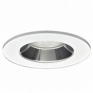 Halo 4 In  Specular Clear Recessed Ceiling Light Led