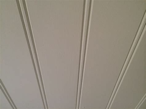 T&g Beadboard : Read And Bead Wall Panelling