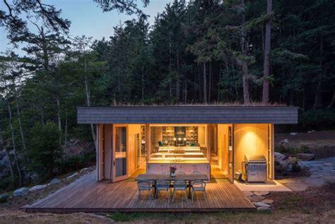 chambre etats unis deco maison toit plat contemporaine par heliotrope architects