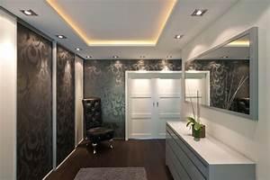 Flur Gestalten Modern : flur modernisierung eines einfamilienhauses architekturobjekte ~ Markanthonyermac.com Haus und Dekorationen
