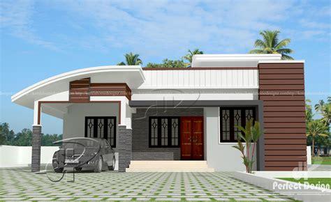 1000 Sqft Modern Single Floor Home  Kerala Home Design