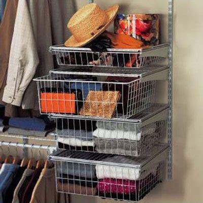 Closetmaid Storage Baskets - closet storage organization