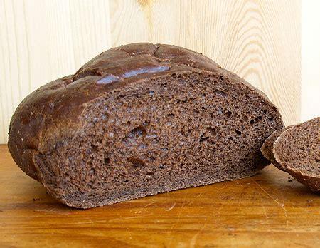 pumpernickel bread real  american style