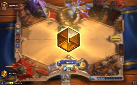 Tempo Mage Deck Hearthpwn by Bloodlips Top 1 Eu Tempo Mage Hearthstone Decks