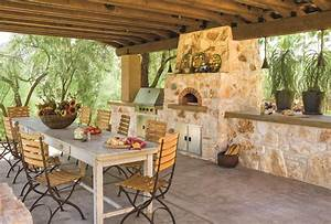 Traditional, Outdoor, Kitchens
