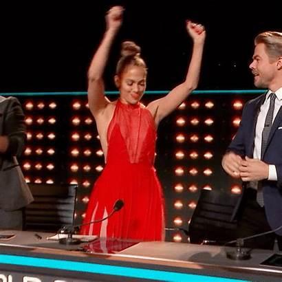 Lopez Jennifer Dancing Giphy Jlo Gifs Nbc