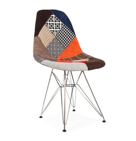 chaise eames patchwork chaise dsr patchwork style eames secret design