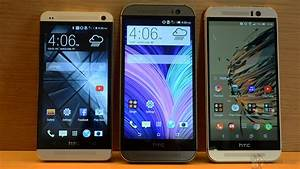 HTC One M7 vs HTC One M8 vs HTC One M9 - Der ultimative ...