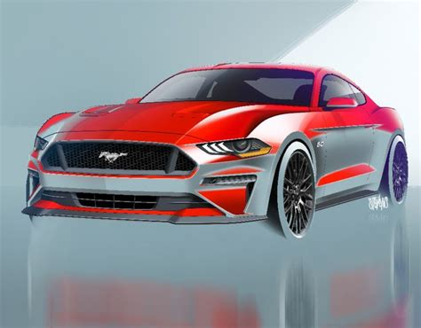2018 Ford Mustang First Look