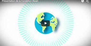 rexel si鑒e social fondation rexel