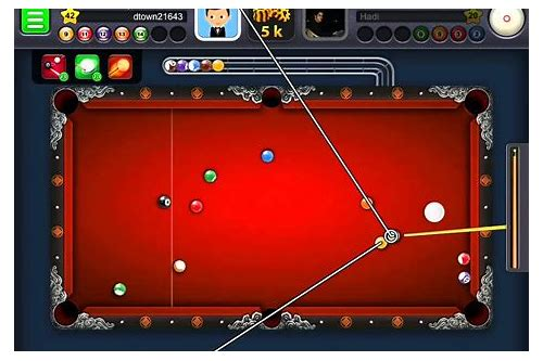 8 ball pool guideline download pc