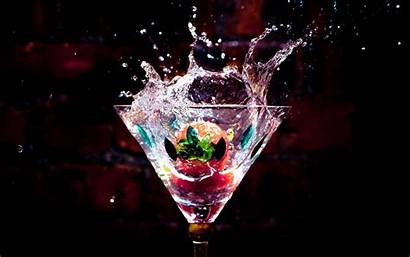 Martini Splash Drinks Cocktails Wallsev Beer