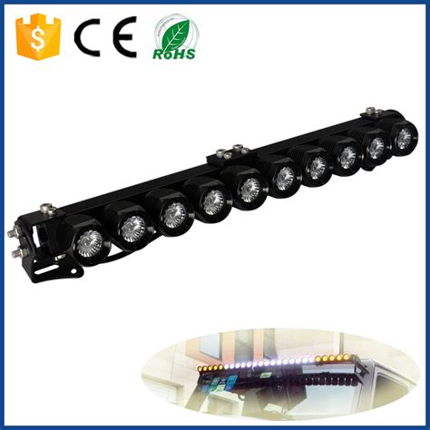 most popular product china cheap cars led bar fog light