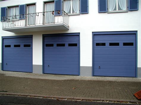 Sektionaltore Für Garagen Und Hallen Torbau Sissach