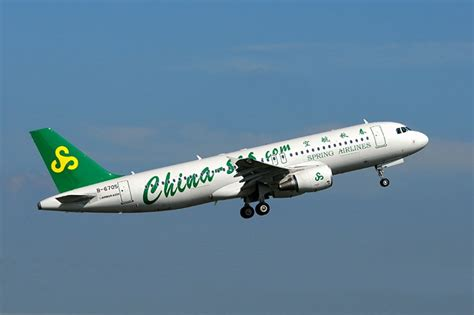 Spring Airlines Embraces Travel Agents for International Expansion - CNTO China Like Never Before